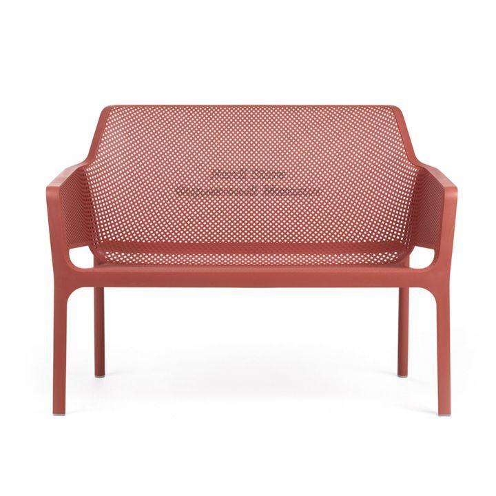 Кресло Nardi Net Bench Коралловый