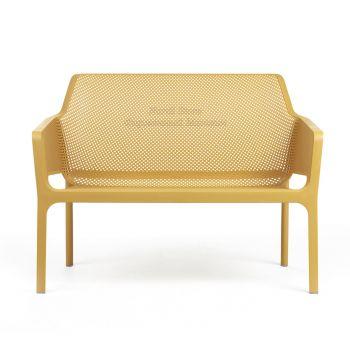 Кресло Nardi Net Bench Горчичный