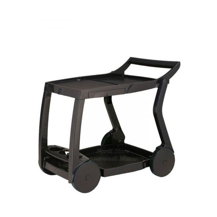 Сервировочный стол Nardi Galileo Антрацит