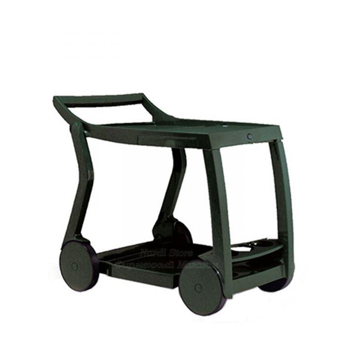 Сервировочный стол Nardi Galileo Зеленый