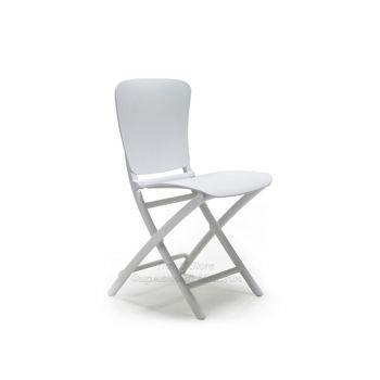 Стул складной Nardi Zac Classic Белый